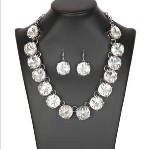 New Paparazzi Zi Collection Necklace Earring Set